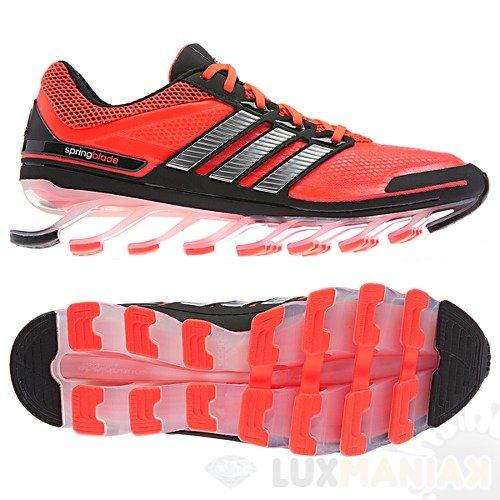 Męskiedamskie Adidas świetnie Biegające Buty Springblade