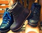 buty skórzane buty zimowe jesień-zima 2015/2016 obuwie trapery